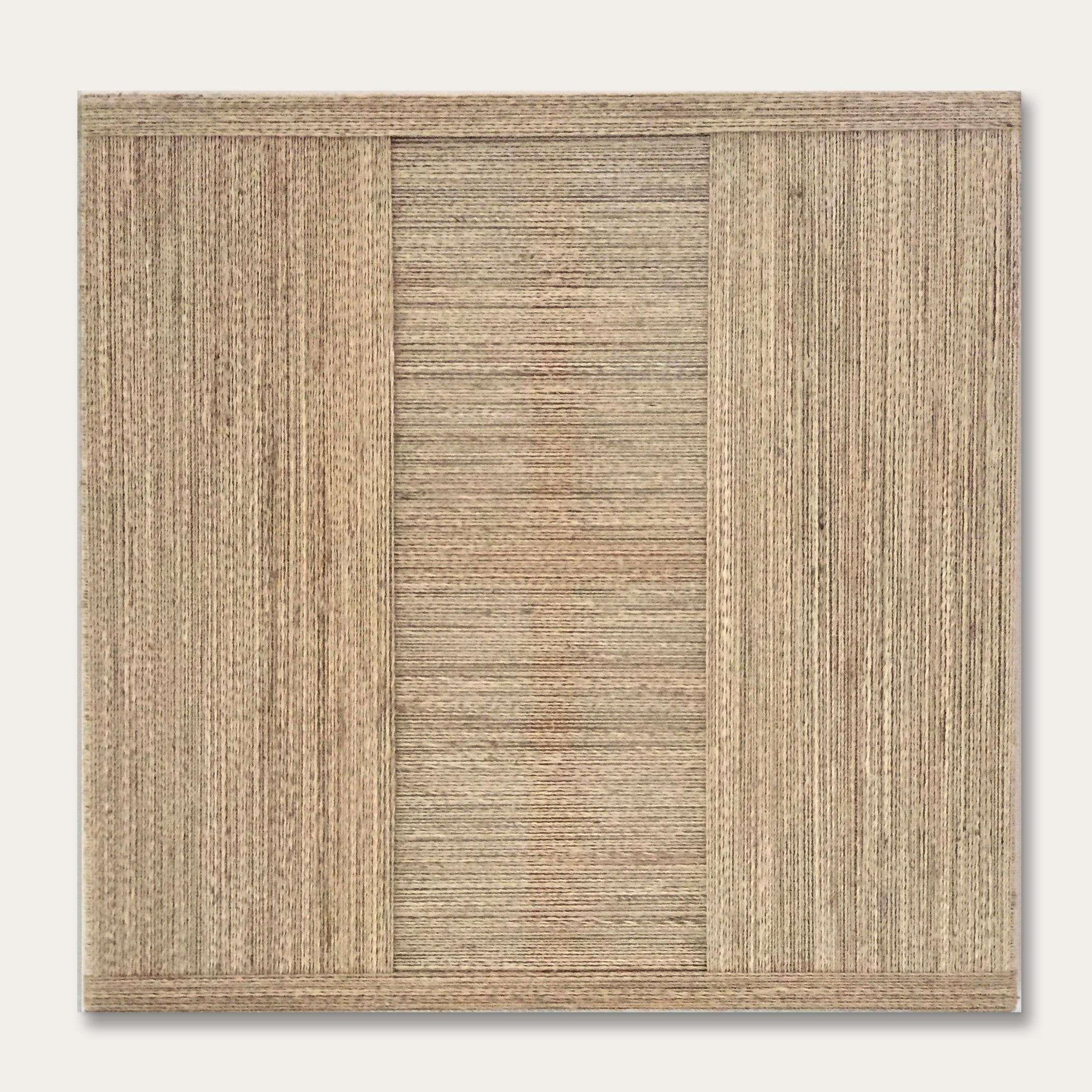 Untitled Pita Maguey 1 (thread, natural fiber, twine, Latin America, minimalist)