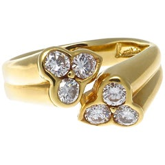 Kutchinsky Diamond Gold Ring