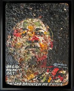 Bread, Oil Paint, Art