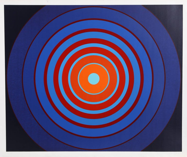 Kyohei Inukai Abstract Print - Target I