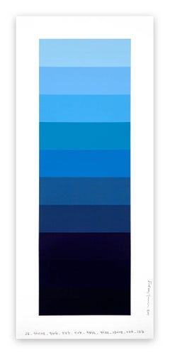 Emotional Color Chart 099 (Abstract painting)