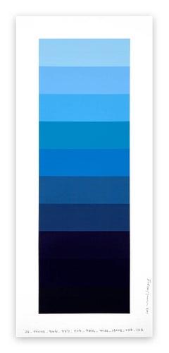 Emotional Color Chart 099