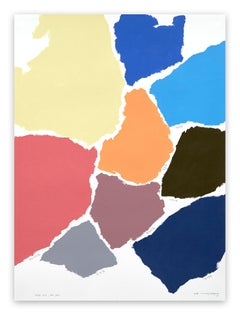 Not yet 012 (Abstract painting)