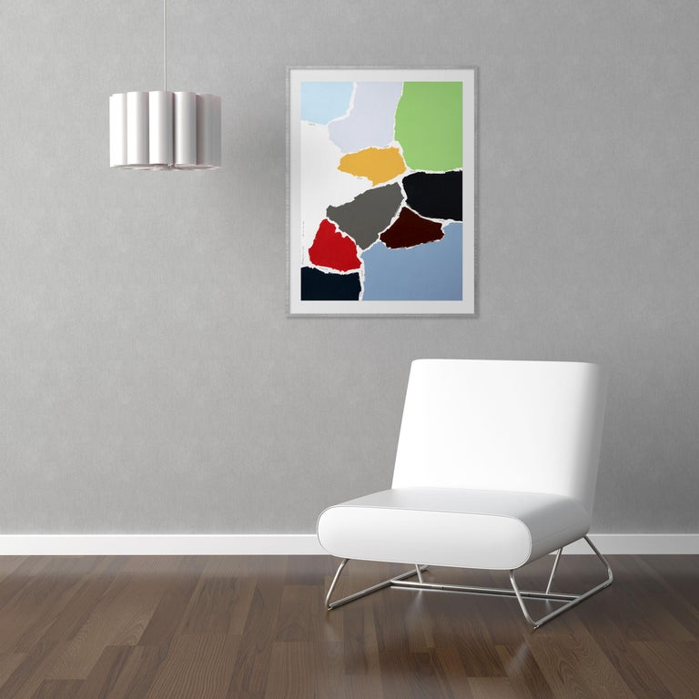 Not yet 016 (Abstract Painting) For Sale 1