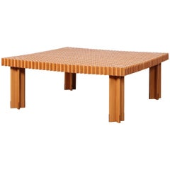 Kyoto Coffee Table by Gianfranco Frattini for Knoll