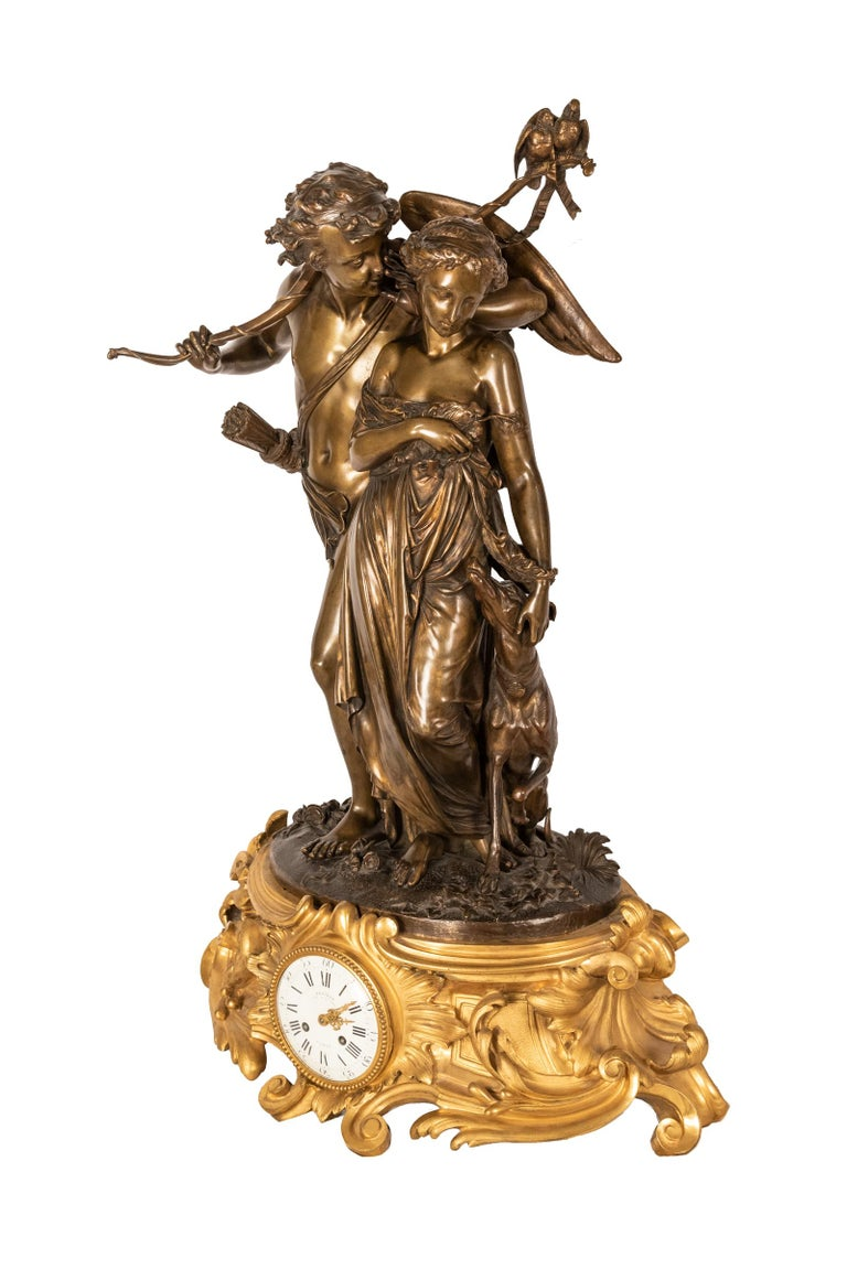 Albert-Ernest Carrier-Belleuse (1824 - 1887)