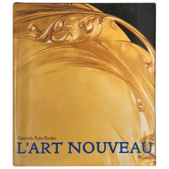L' Art Nouveau, Hardcover Photo Illustrated Book-Gabriele Fahr-Becker Author
