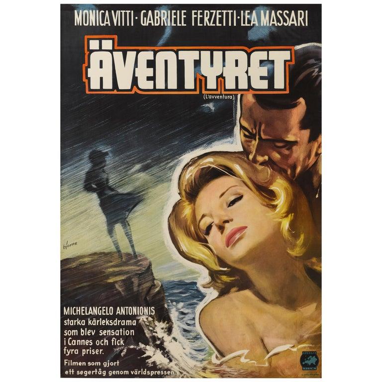 L'Avventura / Aventyret For Sale