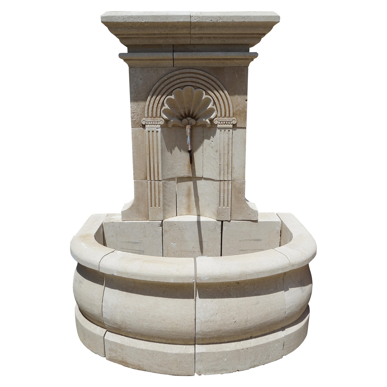"""""""L Donne"""" Limestone Fountain"""