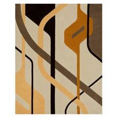 LA 002 Brazilian Contemporary Rug by Lattoog