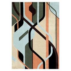 LA 003 Brazilian Contemporary Rug by Lattoog