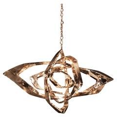 La Cage Chandelier 'Bronze' by Hudson