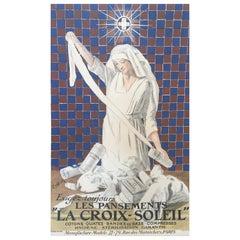 'La Croix-Soleil' Original Vintage Poster by Leonetto Cappiello, circa 1939
