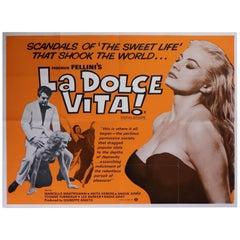 La Dolce Vita '1970s' Poster