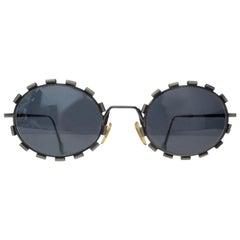 L.A. Eyeworks 1990s Bondo Sunglasses