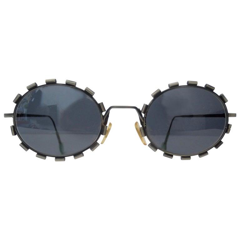 L.A. Eyeworks 1990s Bondo Sunglasses For Sale