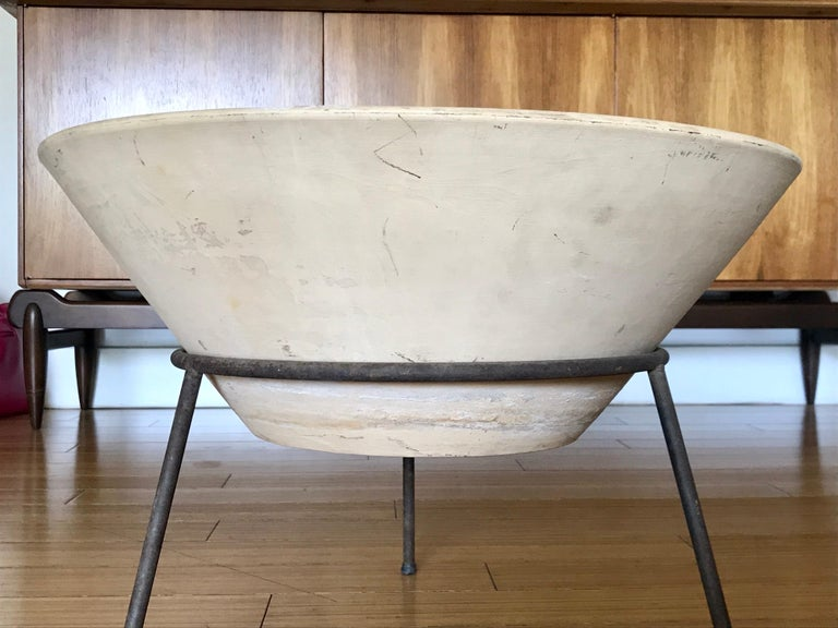 American La Gardo Tackett Architectural Pottery Planter, 1960's For Sale