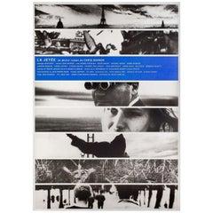 """La Jetee"" 1999 Japanese B1 Film Poster"