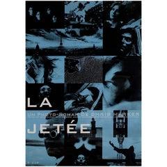 La Jetee 1999 Japanese B2 Film Poster