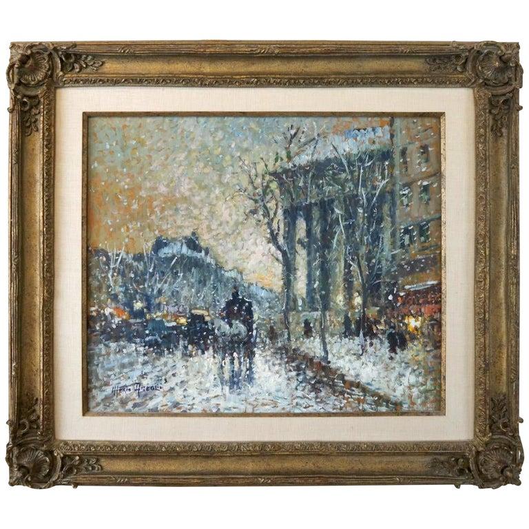 """La Madelaine, Paris"" by Merio Ameglio"