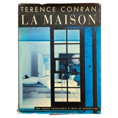 La Maison by Sir Terence Conran Coffee Table Book French Edition
