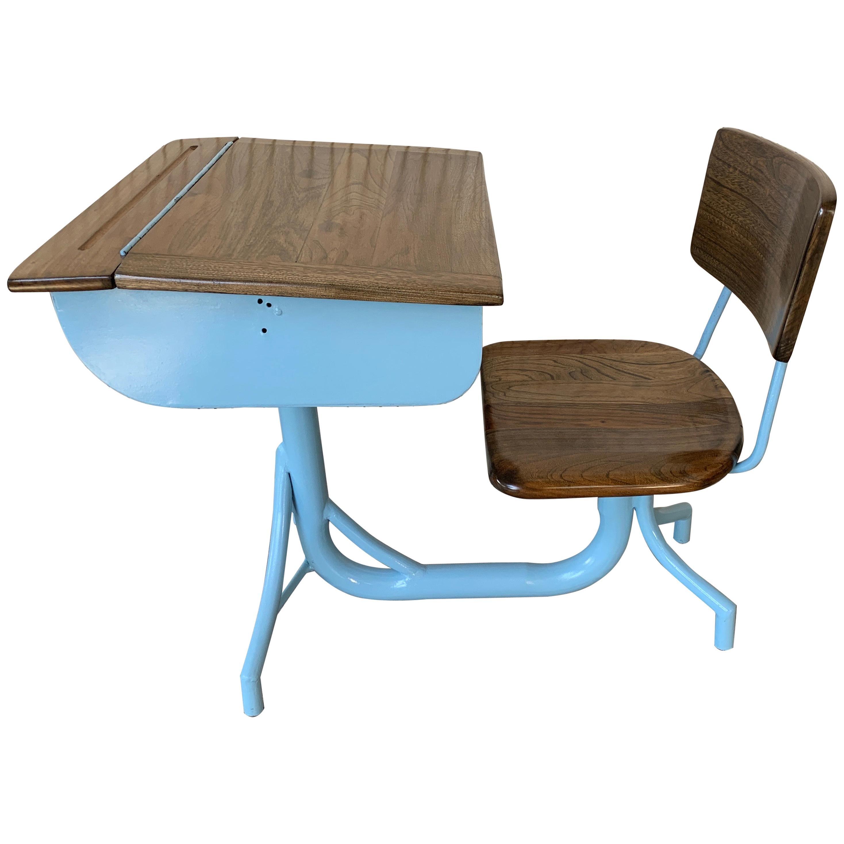 La Malinche, Children's Desk, 1940s