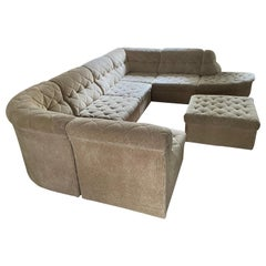Laauser Germany Modular Seating Landscape Corner Sofa, 8+ Elements