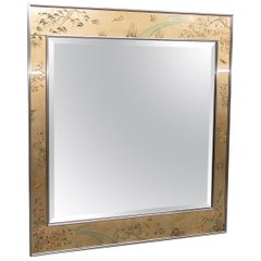 Labarge Asian Inspired Mirror