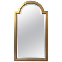 LaBarge Giltwood Beveled Mirror