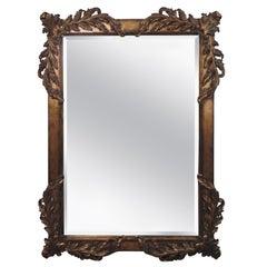 Rococo Pier Mirrors and Console Mirrors