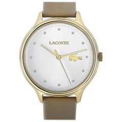 Lacoste Constance Gold-Tone Stainless Steel Watch 2001007