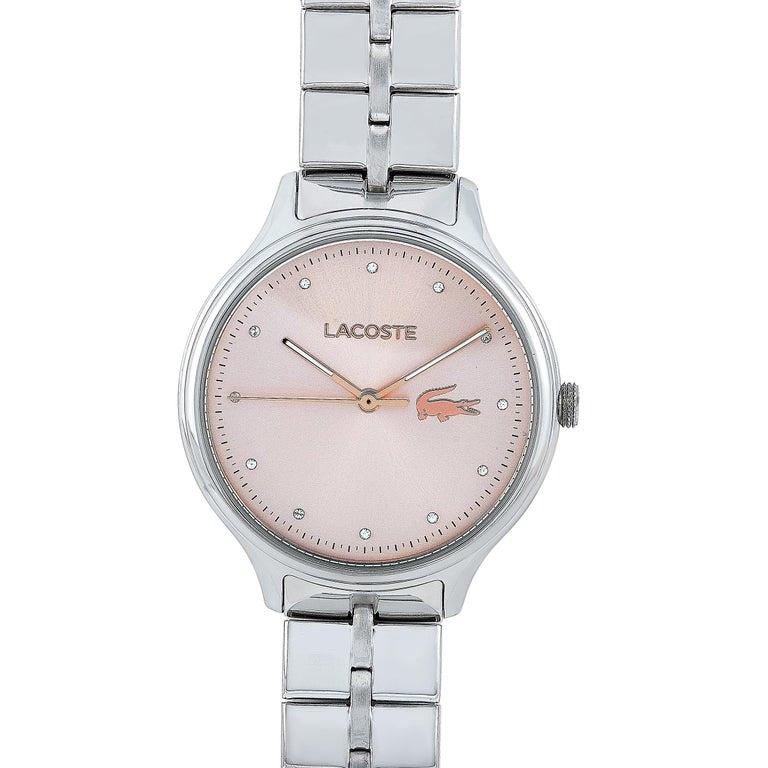 Women's Lacoste Constance Stainless Steel Watch 2001031 For Sale