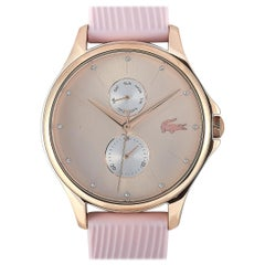 Lacoste Kea Gold-Tone Stainless Steel Watch 2001025