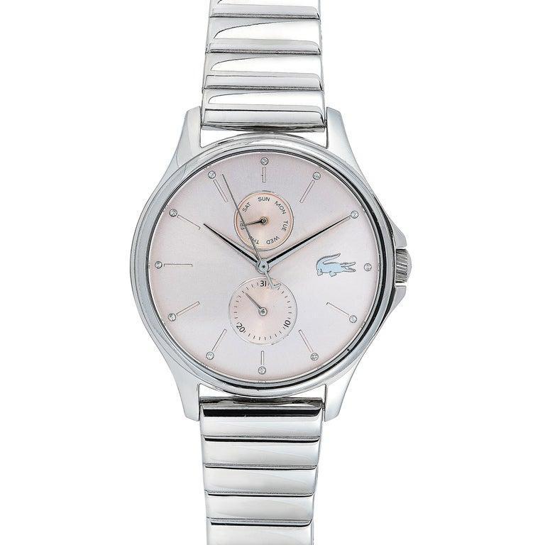 Women's Lacoste Kea Stainless Steel Watch 2001026 For Sale