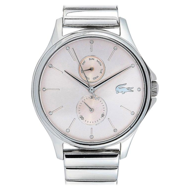 Lacoste Kea Stainless Steel Watch 2001026 For Sale