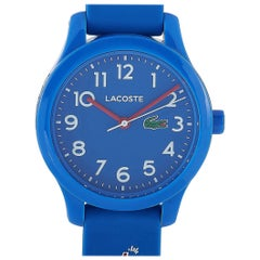Lacoste Lacoste 12.12 Blue Keith Haring Print Watch 2030014