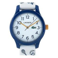 Lacoste Lacoste 12.12 Blue Stainless Steel Watch 2030011