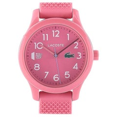 Lacoste Lacoste 12.12 World Padel Tour Pink Watch 2030023