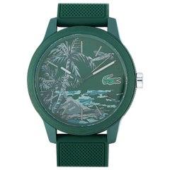 Lacoste Lacoste.12.12 Hawaii Green Stainless Steel Watch 2011023