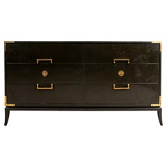 Lacquered Chest of Drawers by Tommi Parzinger
