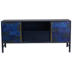 Lacquered High Gloss Modern Sideboard