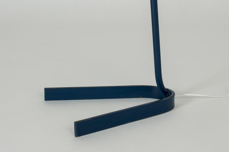 Lacquered Metal Floor Lamp from Boréns 3