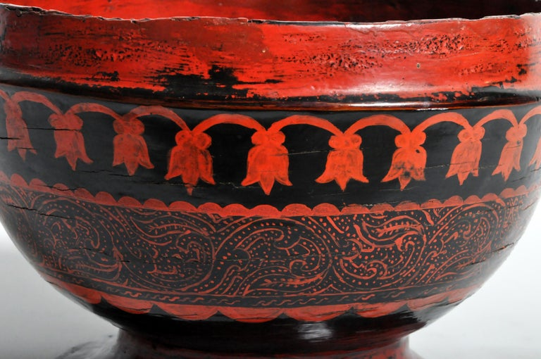 Lacquerware Bowl For Sale 7