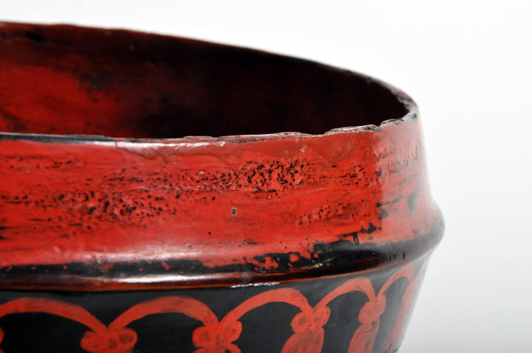 Lacquerware Bowl For Sale 8