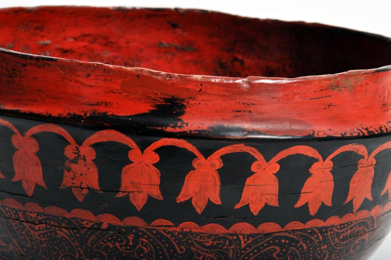 Lacquerware Bowl For Sale 1