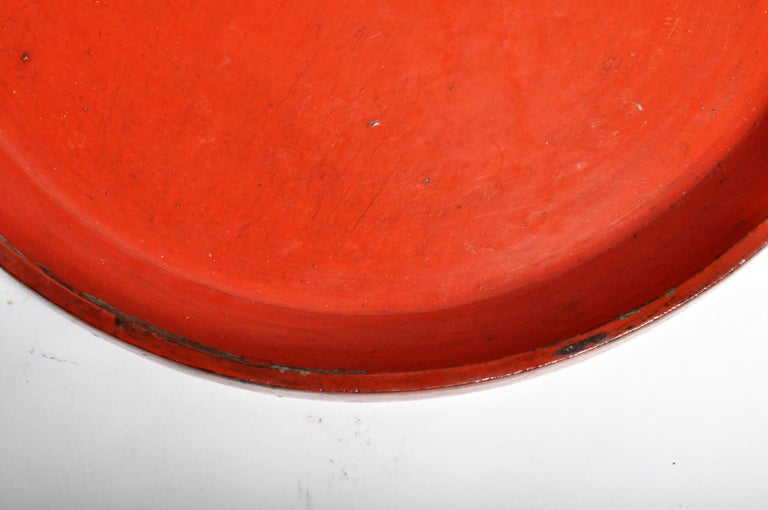 Lacquerware Food Tray For Sale 4