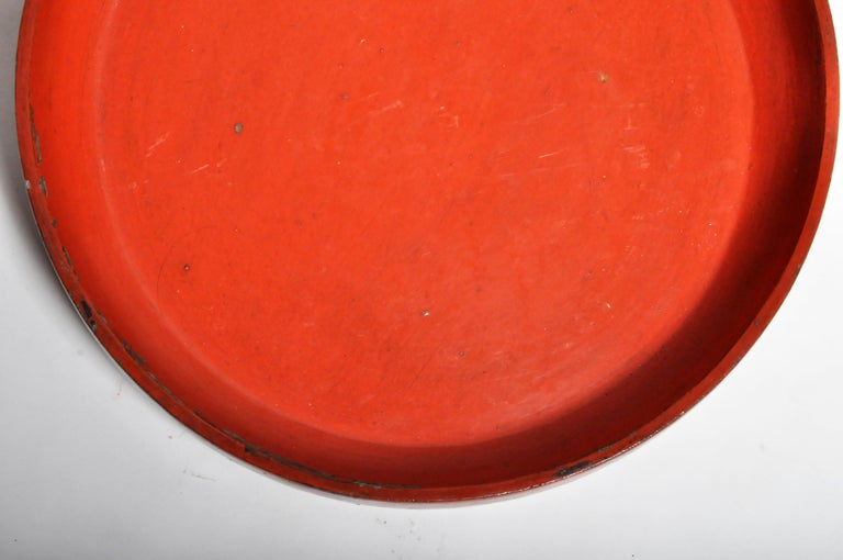 Lacquerware Food Tray For Sale 5
