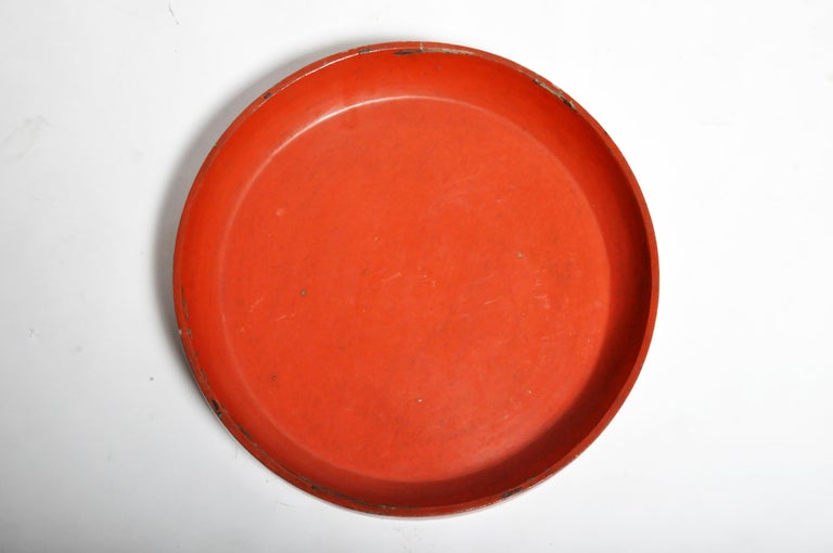 Lacquerware Food Tray For Sale 6