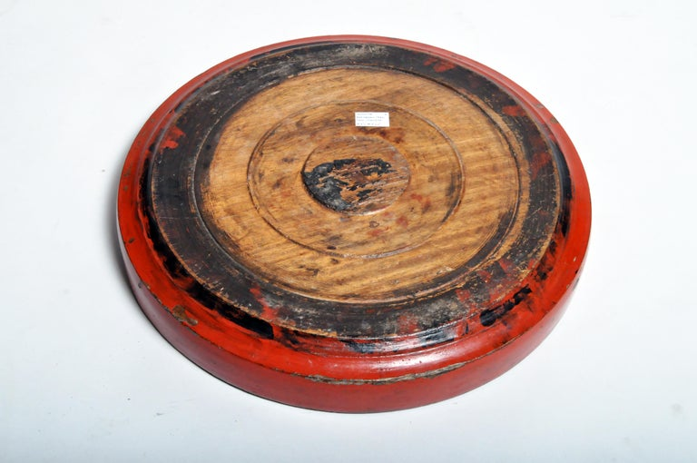 Lacquerware Food Tray For Sale 7