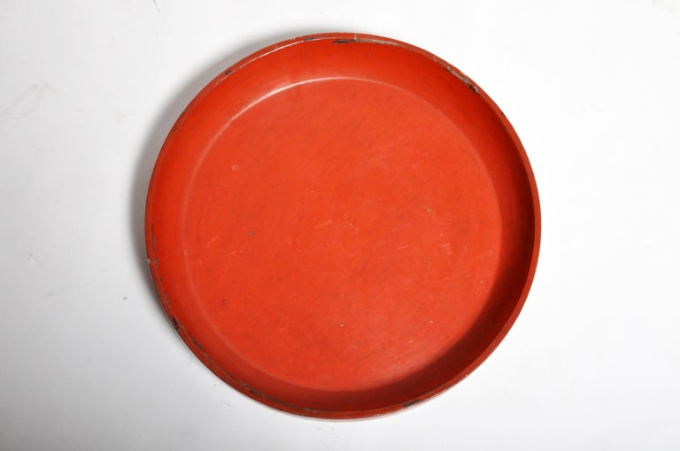 Lacquerware Food Tray For Sale 8